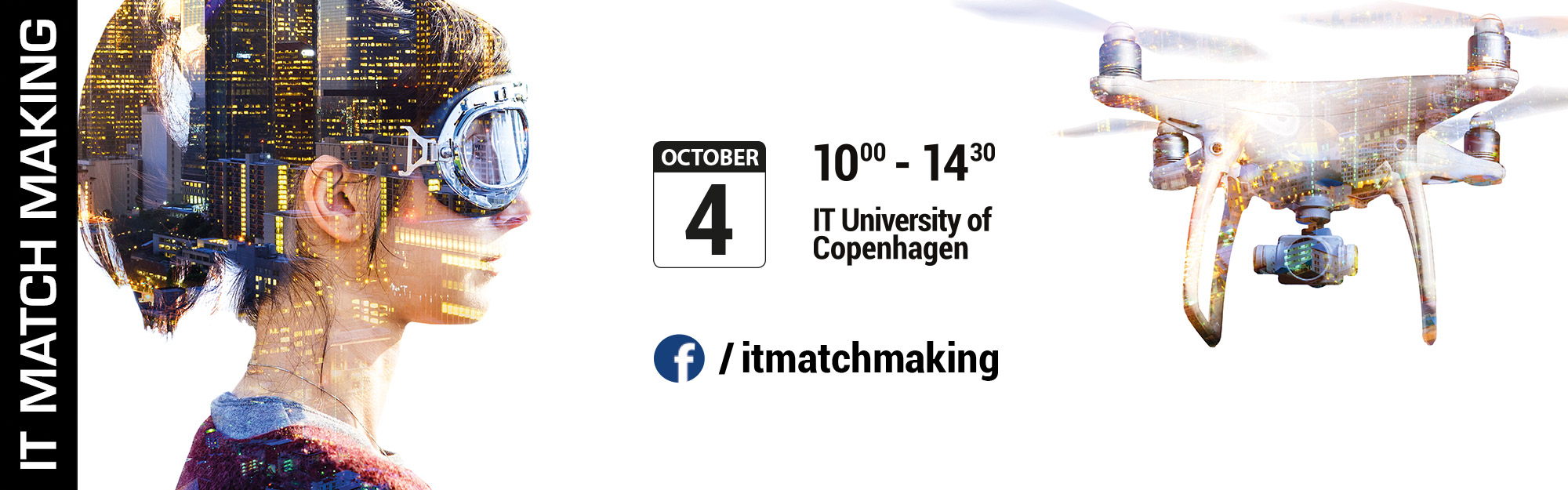 IT Match Making - next mach on 4th of October 2017